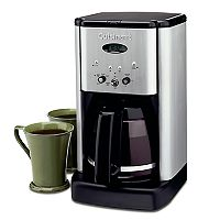 Cuisinart Brew Central Programmable Coffee Maker