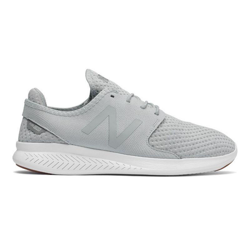 New Balance FuelCore Coast v3 Women's Running Shoes, Size: 5, Light Grey thumbnail