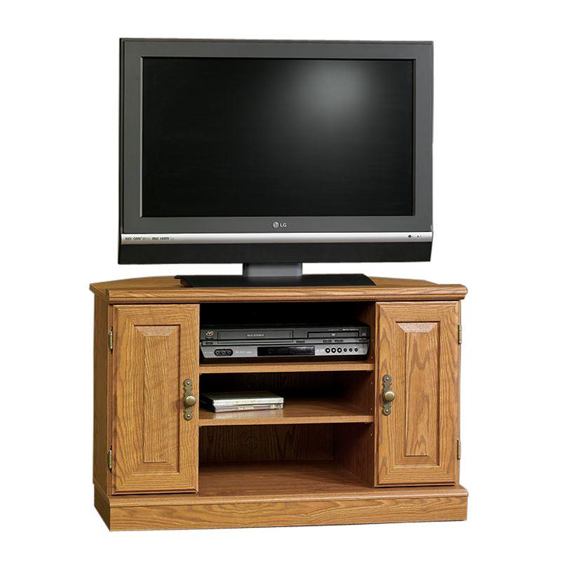 Sauder Corner TV Stand