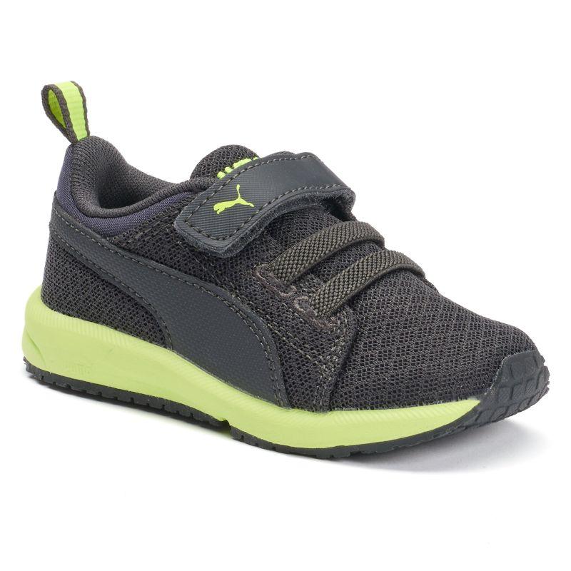 PUMA Carson Mesh Toddler Boys' Running Shoes, Size: 5 T, Grey thumbnail