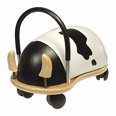 Prince Lionheart Cow Wheely Bug Large by