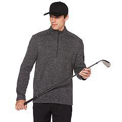 9e4e688ee Men's Grand Slam Fleece Quarter-Zip Golf Pullover