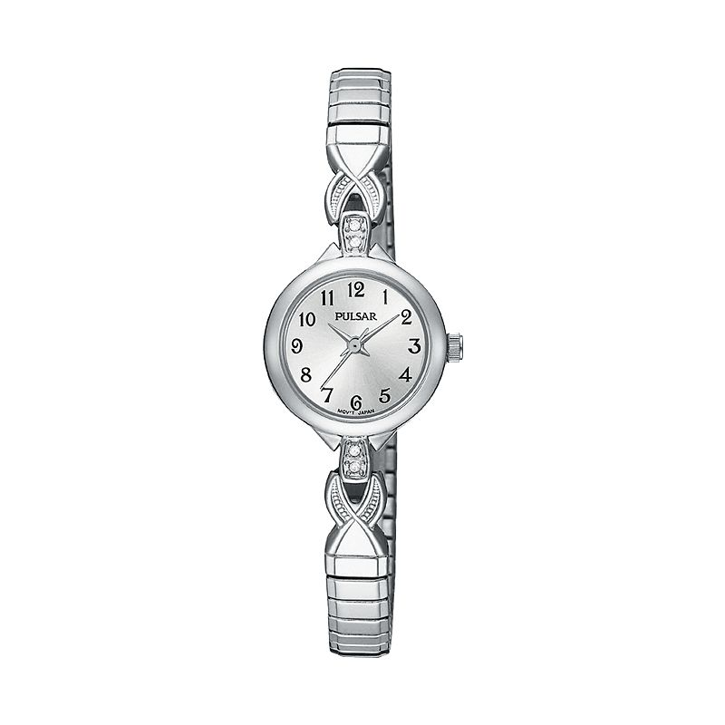 Pulsar Women's Crystal Expansion Watch - PPH549