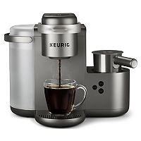 Keurig K-Cafe Single Serve Coffee & Cappuccino Maker + $20 Kohls Cash Deals
