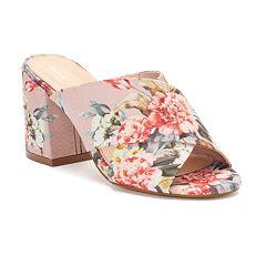 208ea5c8de60 Apt. 9® Motivated Women s Block Heel Sandals