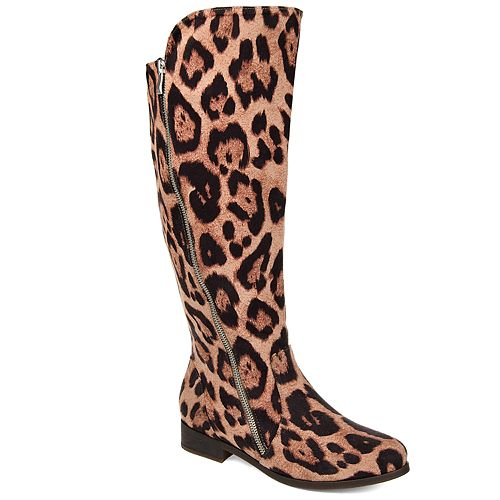 4c0805a8e6ce9 Journee Collection Kerin Women s Knee High Boots