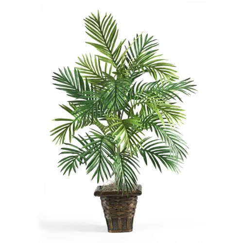 nearly natural Silk Areca Palm Tree