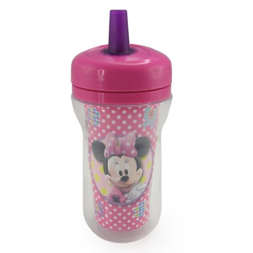 Disney Mickey Mouse and Friends Minnie Mouse Insulated Straw Cup by The First Years