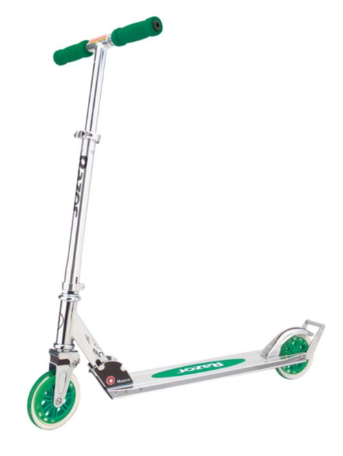 Razor A3 Kick Scooter - Green