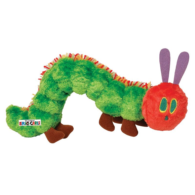 Kid Preferred The Very Hungry Caterpillar Beanbag Toy