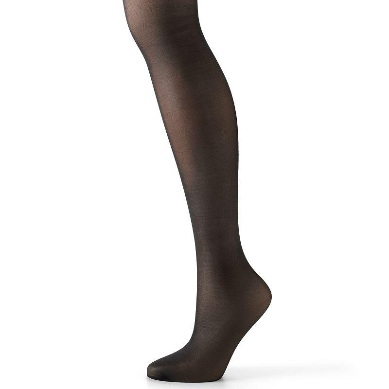 Hanes Silk Reflections Lasting Sheer Pantyhose