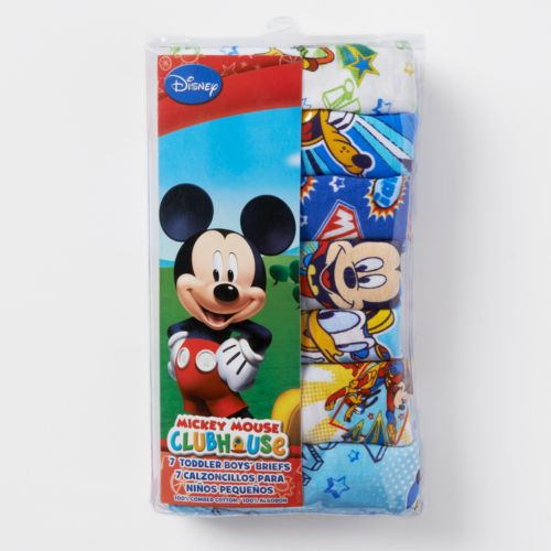 Disney Mickey Mouse Clubhouse 7-pk. Briefs - Toddler Boy