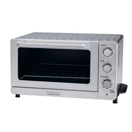 Cuisinart Toaster Oven Broiler