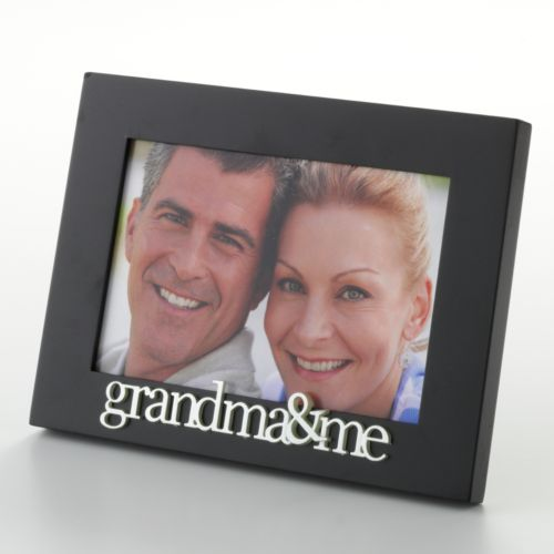 Malden grandma and me Frame