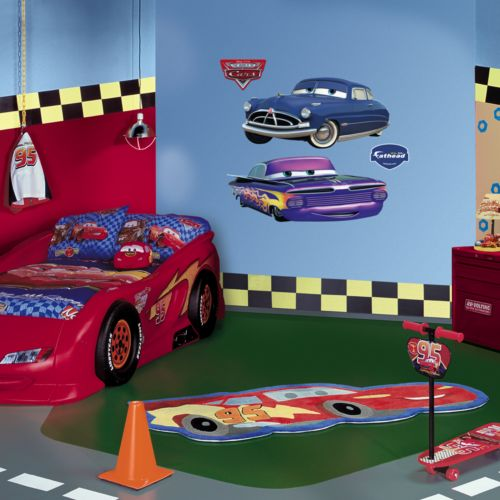 Disney / Pixar Cars Doc and Ramone Wall Decals by Fathead