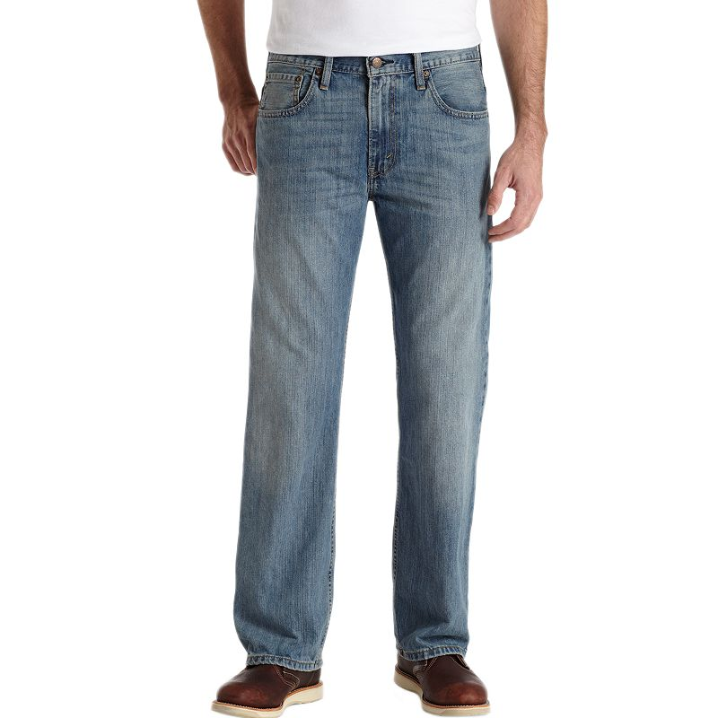 Men's Levi's 569 Loose Straight Fit Jeans