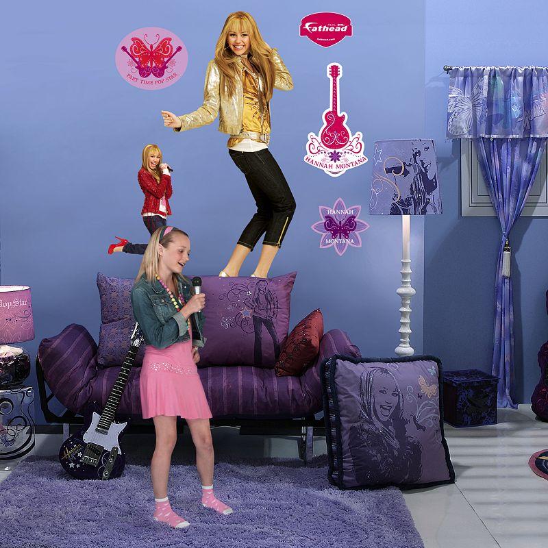 Fathead Hannah Montana Wall Decal