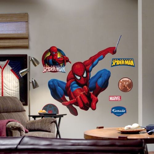 Fathead The Amazing Spider-Man Wall Decal