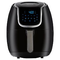 PowerXL 5-qt Vortex Air Fryer PAFXL-5QT + $10 Kohls Cash Deals