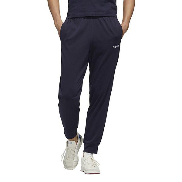 Men's adidas Essential Cotton Jersey Jogger Pants