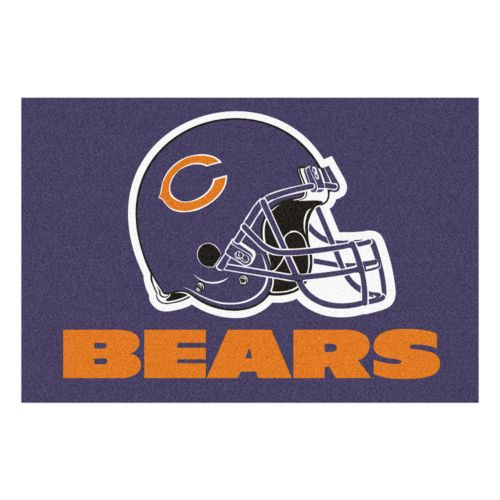 Fanmats Chicago Bears Starter Rug