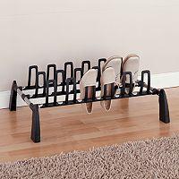 Neu Home 18-Prong Shoe Rack