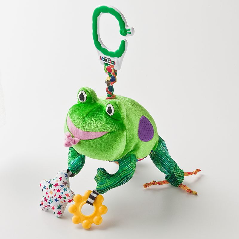 Kids Preferred Frog Plush Toy