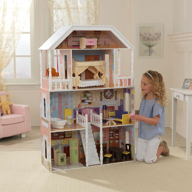 KidKraft Savannah Dollhouse, Multicolor