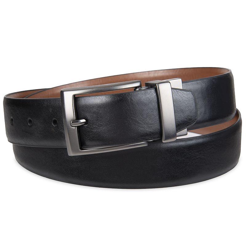 Men's Apt. 9® Reversible Faux-Leather Belt