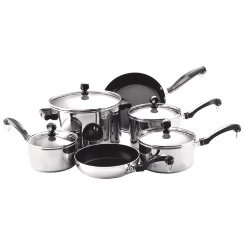 Farberware Classic Series 10-pc. Nonstick Cookware Set