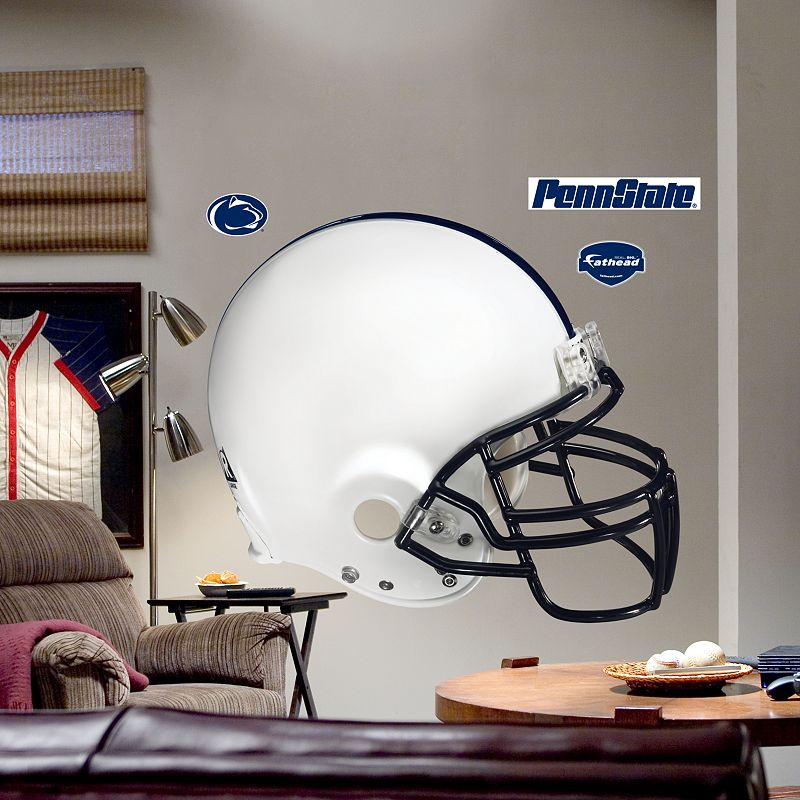 Beaver Stadium Wall Mural Of Fathead Penn State University Nittany Lions Helmet Wall