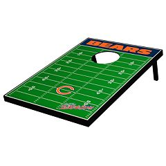Chicago Bears Tailgate Toss Beanbag Game by