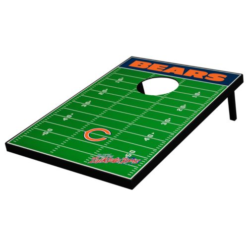 Chicago Bears Tailgate Toss Beanbag Game