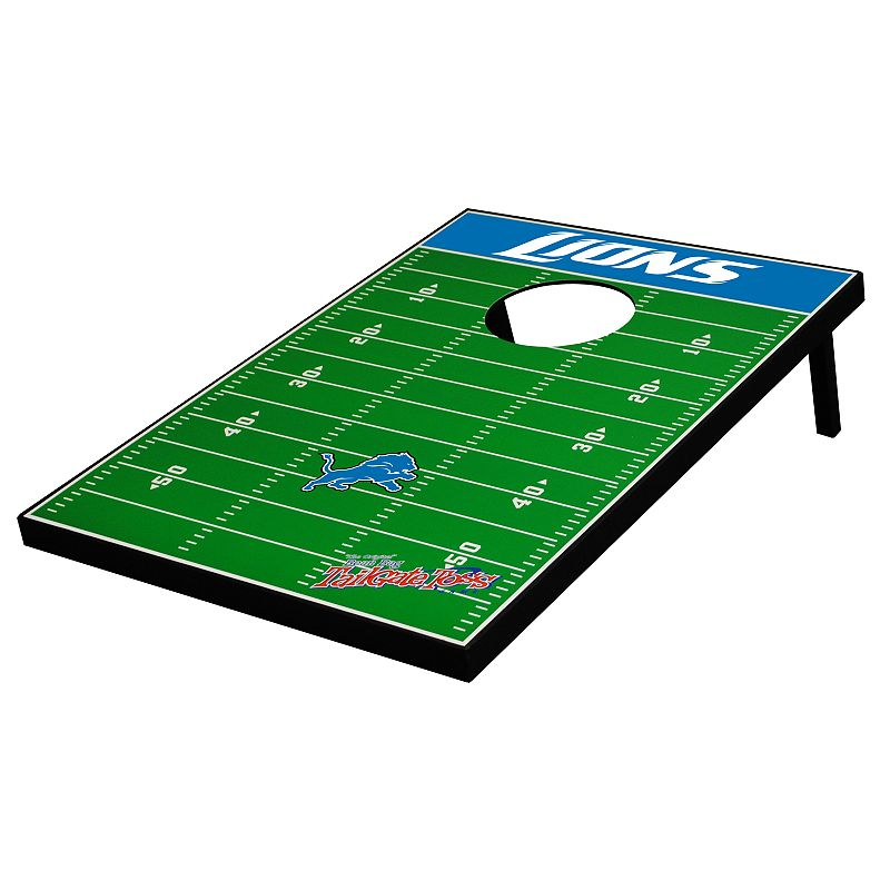 Detroit Lions Tailgate Toss Beanbag Game
