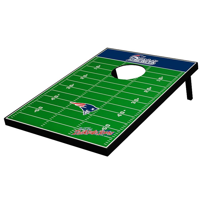 New England Patriots Tailgate Toss Beanbag Game
