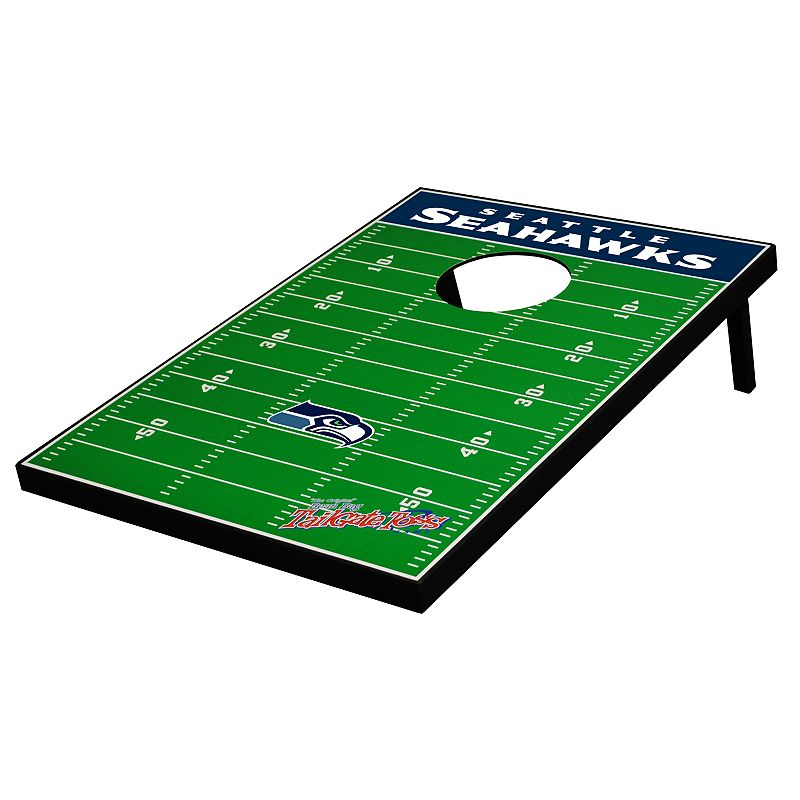 Seattle Seahawks Tailgate Toss Beanbag Game