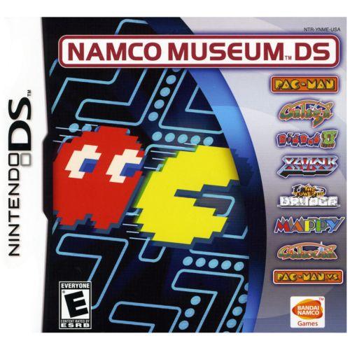 Nintendo DS Namco Museum