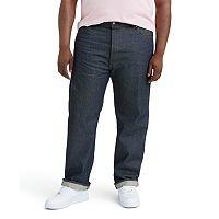 Big & Tall Levi's® 501® Original Shrink-To-Fit™ Jeans