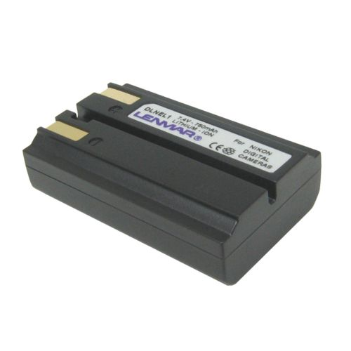 Lenmar Nikon Digital Camera DLNEL1 Lithium-Ion Replacement Battery
