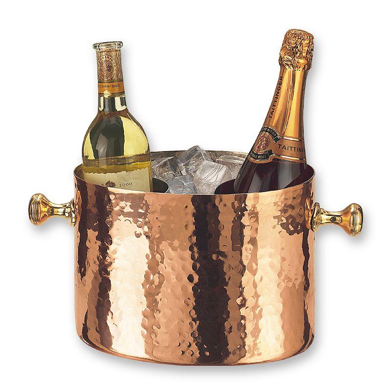 Old Dutch Copper 2-Bottle Wine Chiller