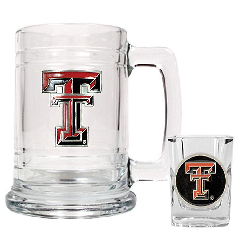 Texas Tech University Red Raiders 2-pc. Mug and Shot Glass Set