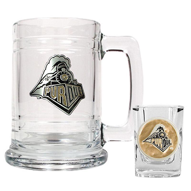 Purdue University Boilermakers 2-pc. Mug and Shot Glass Set