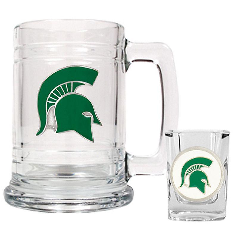 Michigan State Spartans 2-pc. Mug and Shot Glass Set