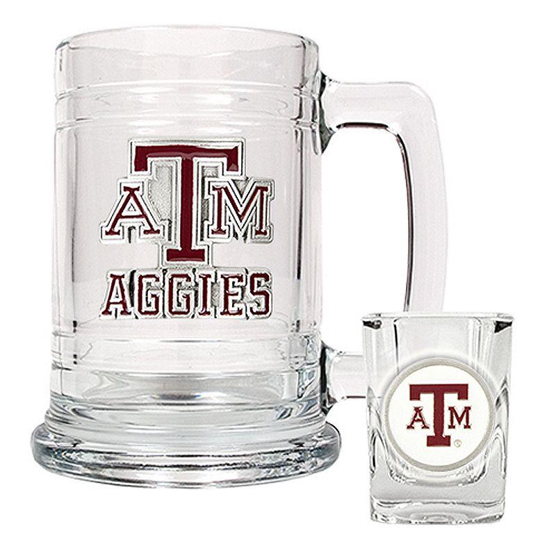 Texas AandM University Aggies 2-pc. Mug and Shot Glass Set