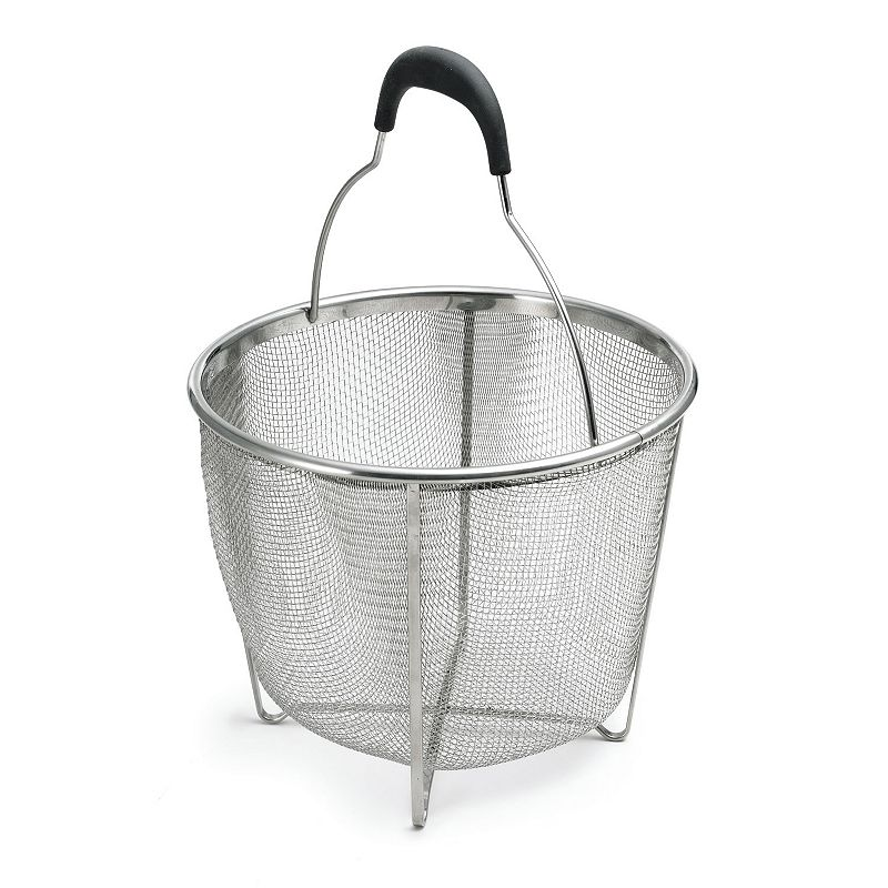 Stainless Steel Mesh Cook's Colander