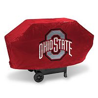Ohio State University Buckeyes Deluxe Grill Cover