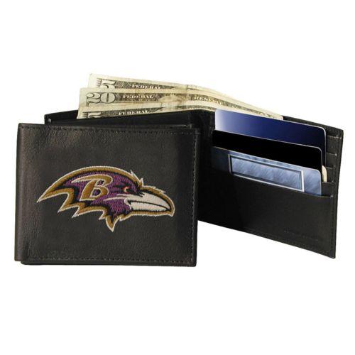 Baltimore Ravens Bifold Wallet