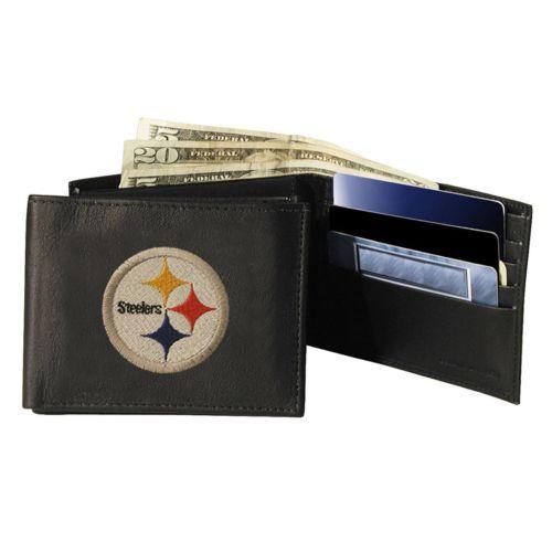 Pittsburgh Steelers Bifold Wallet