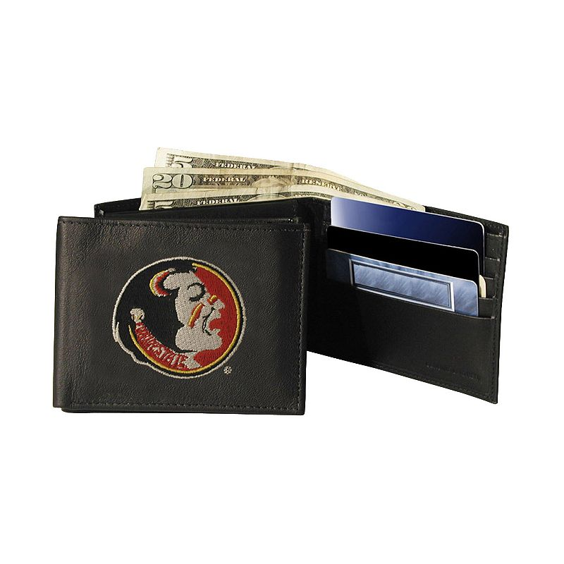 Florida State University Seminoles Bifold Leather Wallet