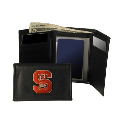 North Carolina State University Wolfpack Trifold Wallet